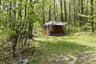 Site Types Rates Peaceful Woodlands Family Campground